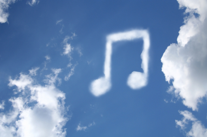 Music-cloud